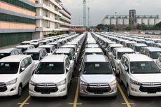 Toyota Indonesia Targetkan Ekspor Mobil Naik di 2018
