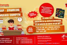 Simulasi SBMPTN Serentak di 44 Kota di Indonesia, Kolaborasi LOOP Tekomsel dan Gramedia