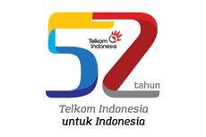 Telkom Indonesia untuk Indonesia 52 Tahun Hadir Untuk Negeri, Membangun Ekonomi Digital  Guna Meningkatkan Daya Saing Bangsa