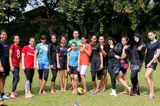 Tim Bola Voli Putri Indonesia Taklukkan Thailand