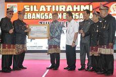 Ketua MPR Terima Gelar Adat dari Lembaga Penasihat Adat Lubuk Linggau
