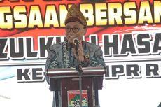 Ketua MPR: KPK Jangan Dibiarkan Sendirian