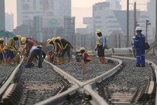 Transportasi di Jakarta Harus Berbasis Rel