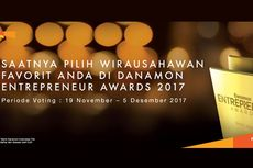 Bank Danamon Umumkan Pemenang Danamon Entrepreneur Awards 2017