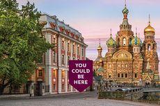 Akhir 2017, Qatar Airways Buka Rute Baru ke Rusia  (St Petersburg)