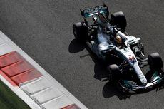 Dua Pebalap Mercedes Dominasi Latihan Ketiga GP Abu Dhabi