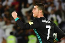 Cristiano Ronaldo Jadi Olahragawan Terbaik Eropa 2017