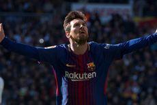 Tak Cuma Chelsea, Messi Juga Belum Bisa Jebol Gawang 6 Tim Ini