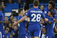 Hasil Pekan Ke-21 Liga Inggris, Chelsea Geser Manchester United
