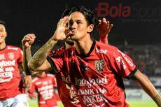 Alasan Luis Milla Tak Panggil Pemain Bali United ke Timnas Indonesia