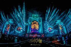 All In Entertainment Hadirkan Saga Music Festival pada Penghujung Tahun 2017 di Garuda Wisnu Kencana (GWK), Bali