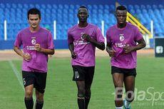 3 Pemain Asing Sempat Dilarang Tampil, Sriwijaya FC Nyaris Mogok Main