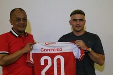 Alasan Madura United Rekrut Cristian Gonzales