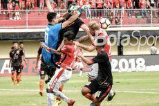 Hat-trick Lilipaly Bawa Bali United Taklukkan Borneo FC