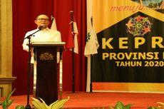 Menaker Hanif Dorong Pemda Bikin Komitmen Keselamatan dan Kesehatan Kerja (K3) di Wilayahnya