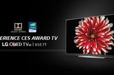Menilik Kecanggihan TV Terbaik di Ajang Consumer Electronics Show