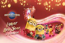 Sambut Meriahnya Tahun Baru Imlek di Universal Studios Singapore