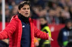 Montella Bangga Jadi Bagian Sejarah Sevilla di Liga Champions