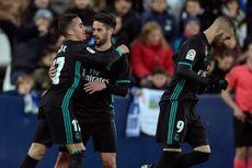 Cetak Gol dan Assist, Vazquez Mendekati Ronaldo