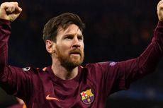 Ketika Messi Dibuat Terpukau dengan Aksi Dembele