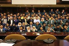 Saat Zulkifli Hasan Dengarkan Curhat Mahasiswa Pimpinan BEM