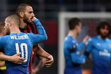 Milan Terlalu Takut dan Gugup pada Babak Pertama