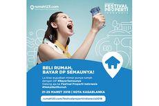 Bukan DP Nol Persen, Dapatkan DP Semaunya di Festival Properti Indonesia