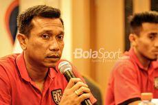 Widodo Tak Ingin Bali United Anggap Enteng PSMS Medan