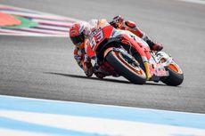 MotoGP Argentina, Marc Marquez Tercepat pada Sesi Latihan Ketiga