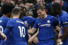 Hasil Liga Inggris, Chelsea Makin Jauh dari Zona Liga Champions
