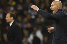 Real Madrid Kalahkan Malaga, Zidane Catat Kemenangan Ke-100