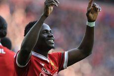 Hasil Liga Inggris, Liverpool Menang, Sadio Mane Cetak Rekor
