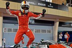 Hasil FP3 GP China 2018, Vettel Tercepat, Hamilton Kelima