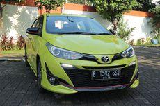 Toyota New Yaris Punya Kabin dan Bagasi Luas