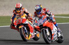 Marquez Tak Keberatan jika Satu Tim dengan Dovizioso