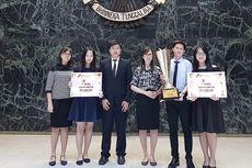 Trisakti School of Management Juarai Lomba Akuntansi Tingkat Internasional