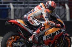 Marquez Tak Akan Terpengaruh Insiden GP Argentina