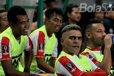 Madura United Resmi Pecat Cristian Gonzales
