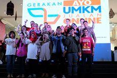 "Gandeng ""Marketplace"" Pemerintah Ajak UMKM Indonesia Mulai Berjualan Online"
