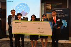 Wakili Indonesia, TSM Juara Deloitte South East Asia Tax Challenge