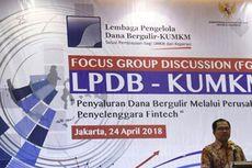 LPDB-KUMKM Jadi Lembaga Pemerintah Pertama Penyelenggara Fintech