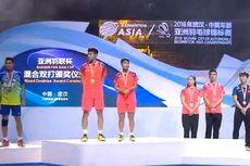 Kalah di Final Kejuaraan Asia, Tontowi/Liliyana Akui Lawan Lebih Baik