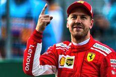 Vettel Heran FIA Larang Ferrari Gunakan Spion Baru