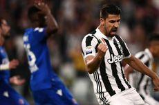 Atletico Vs Juventus, Khedira Absen karena Masalah Jantung