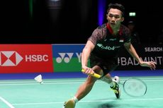Hasil Lengkap Final New Zealand Open 2018, Jonatan Christie Runner-up