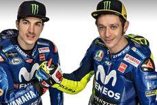 Rossi dan Vinales Terancam Tak Ikut Persaingan Gelar Juara MotoGP