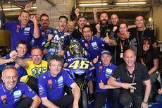 MotoGP Perancis, Perasaan Campur Aduk Valentino Rossi