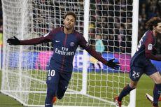Guardiola Anggap Tidak Mungkin Latih Neymar dalam Waktu Dekat