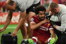 Mohamed Salah Optimistis Bisa Tampil pada Piala Dunia 2018