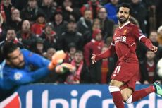 Mohamed Salah Kagumi Performa Diego Costa